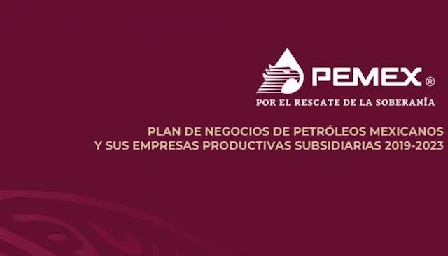 PLan de negocios Pemex