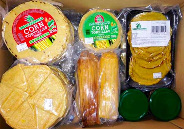 Productos de Moctezuma Foods