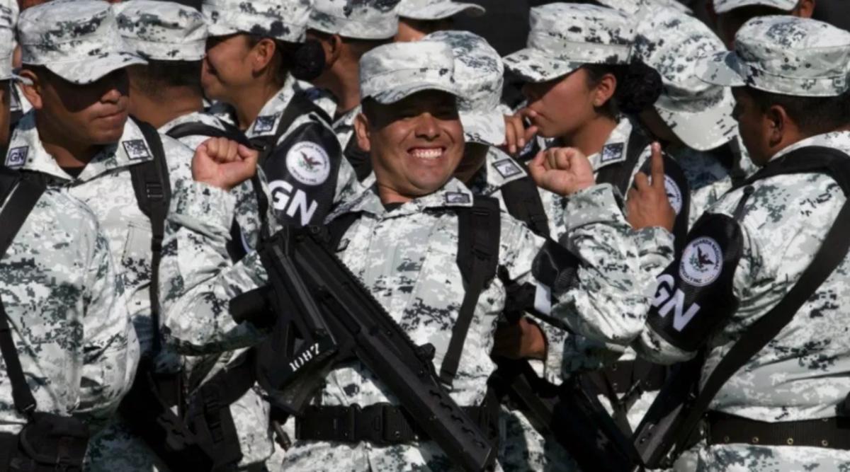 SUELDOS Y PRESTACIONES DE LA GUARDIA NACIONAL