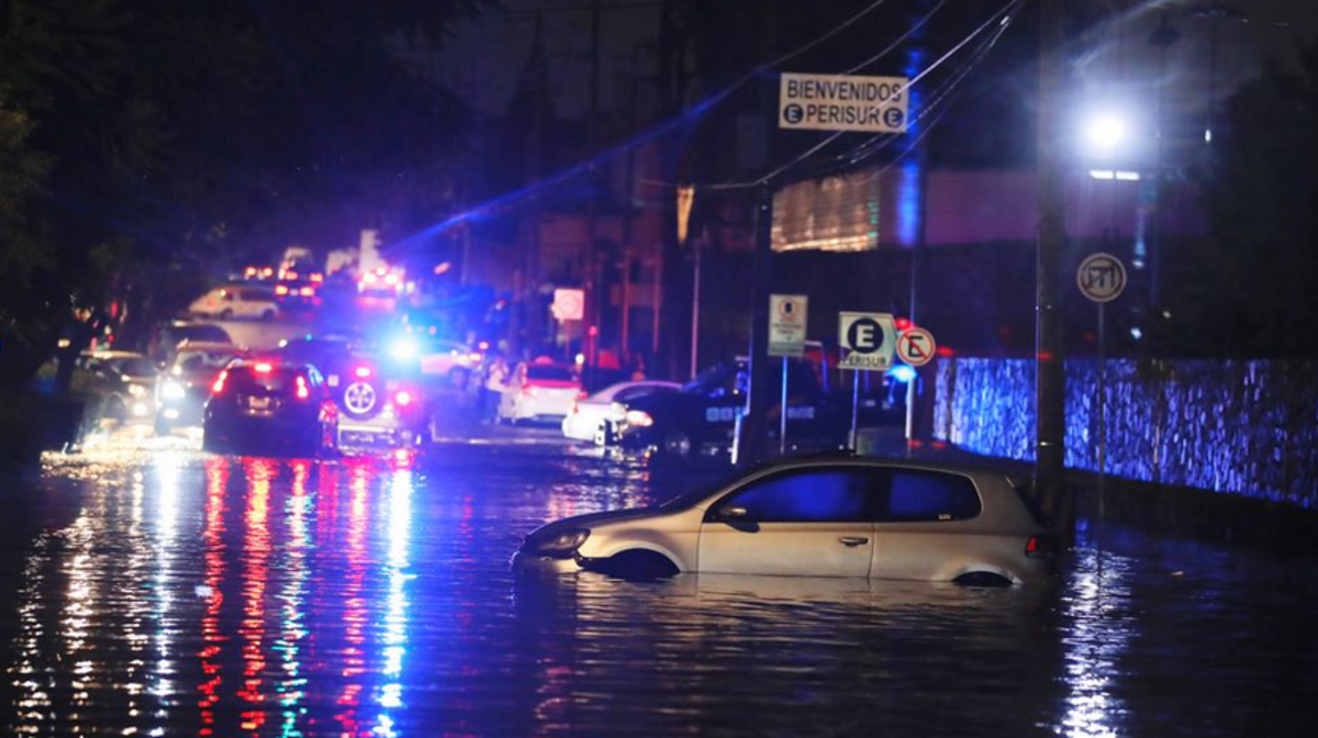 Seguro de auto para protegerlo de inundaciones