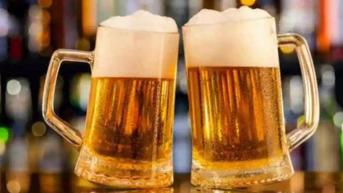 cerveza efecto analgesico mejor paracetamol