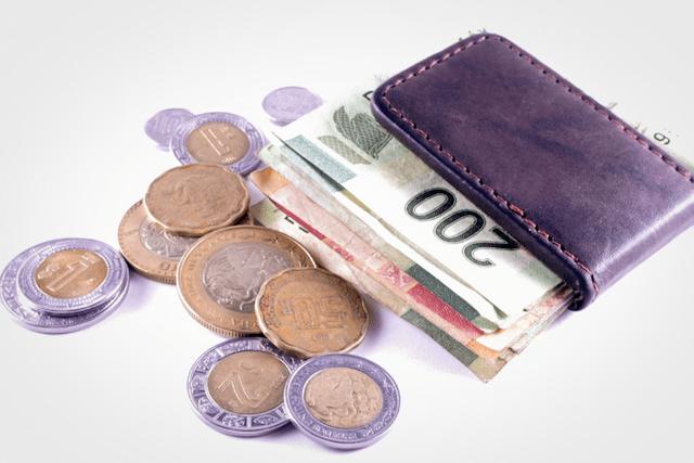 Dinero en la cartera