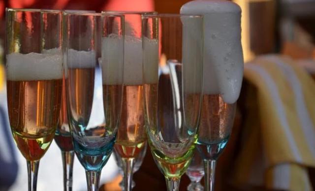 Elaboración de los vinos espumosos