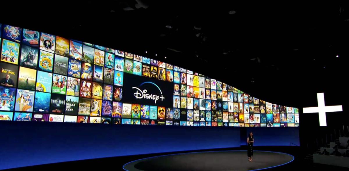 Fechas de lanzamiento de Disney Plus