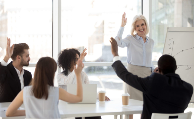 Habilidades de negocio en el trabajo