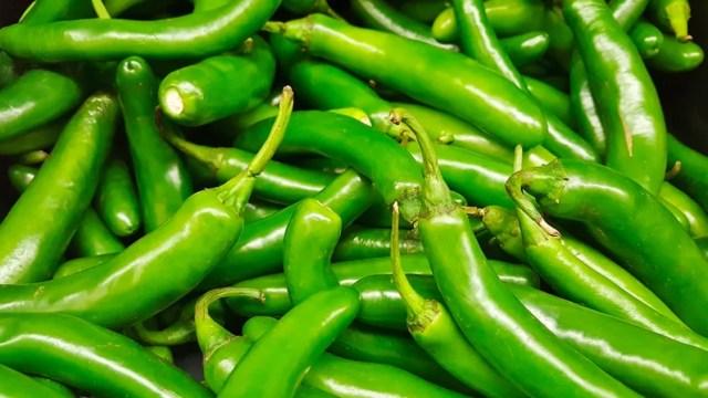 Los problemas que enfrenta el chile mexicano