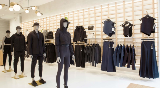 Lululemon sigue creciendo en el mercado