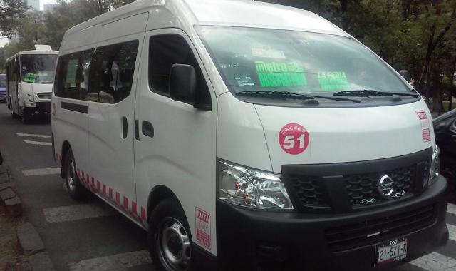 Nuevas tarifas transporte público CDMX