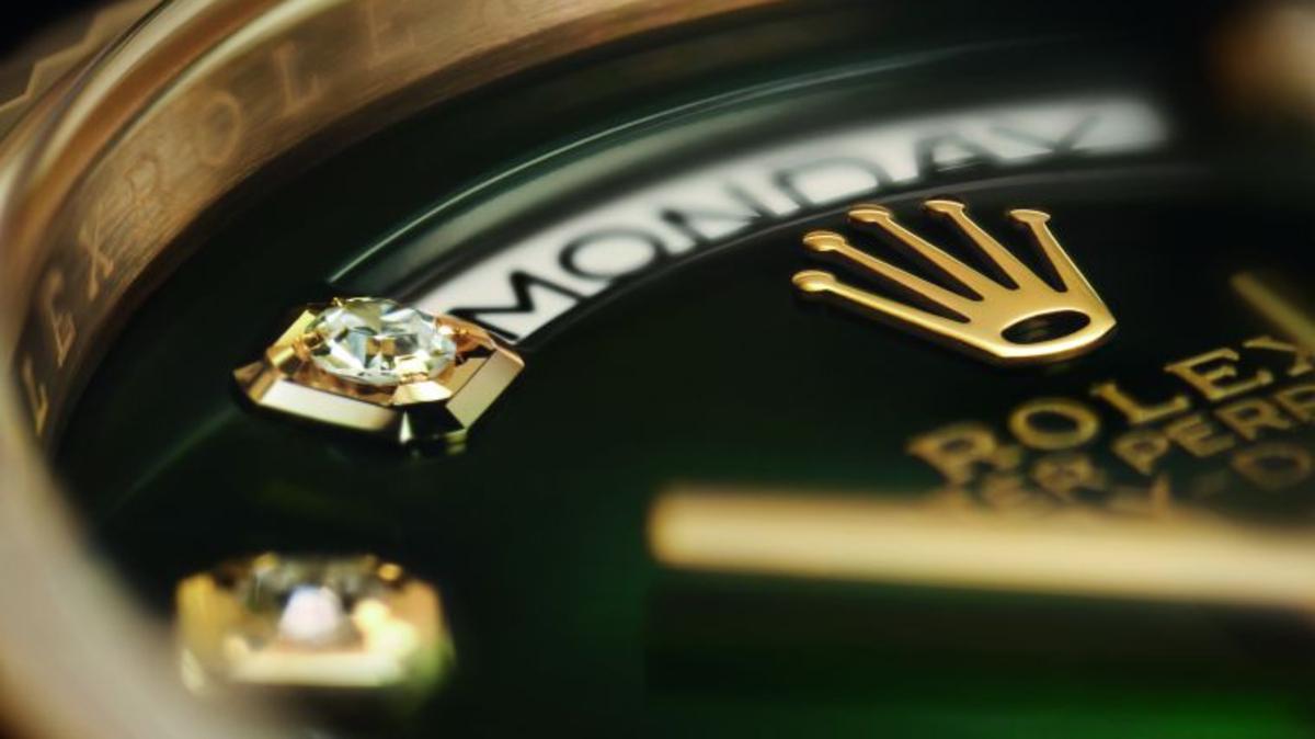 Origen del nombre de Rolex