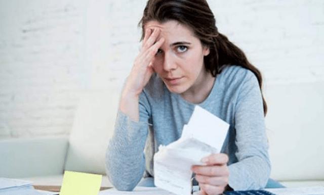 Preocupación por deudas