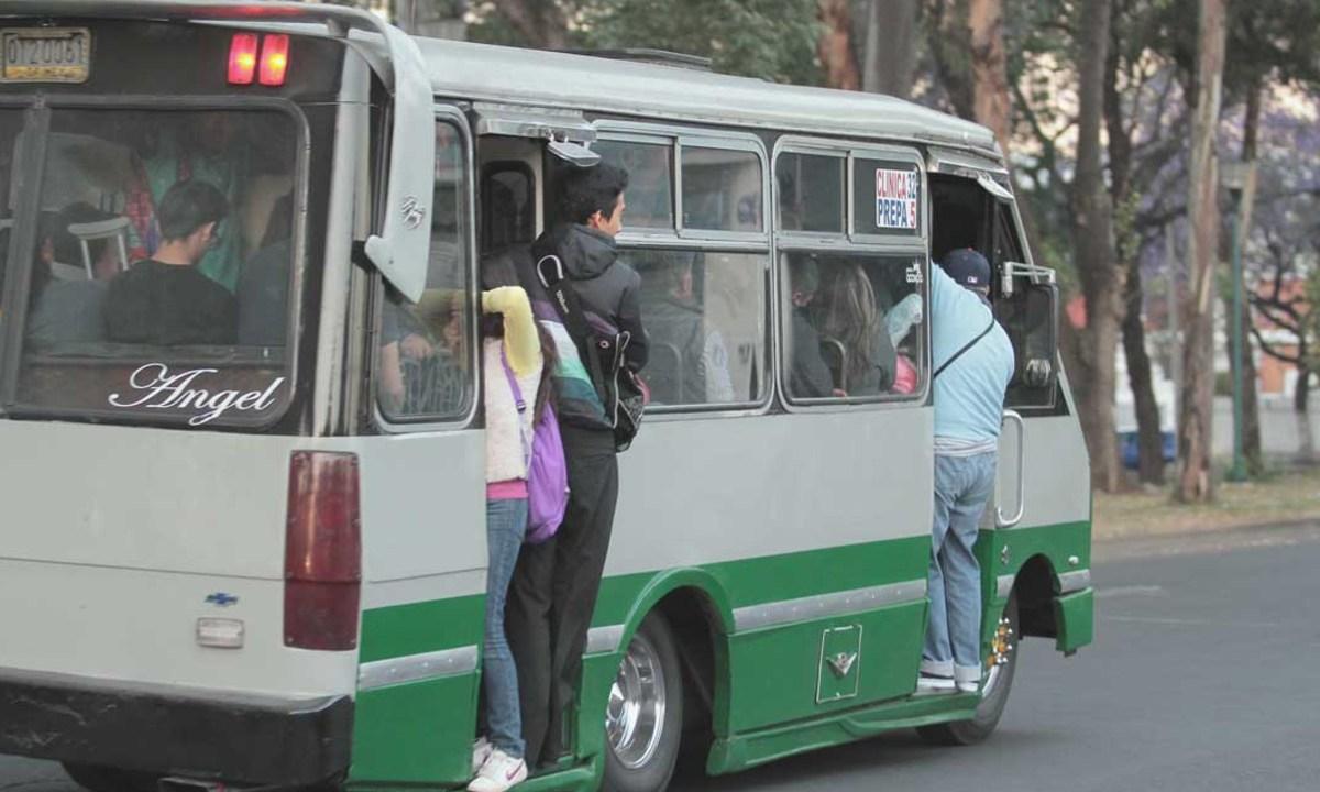 Quieren aumentar a $10 las tarifas del transporte público en la CDMX