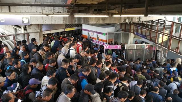 Retrasos en el metro te dan justificantes