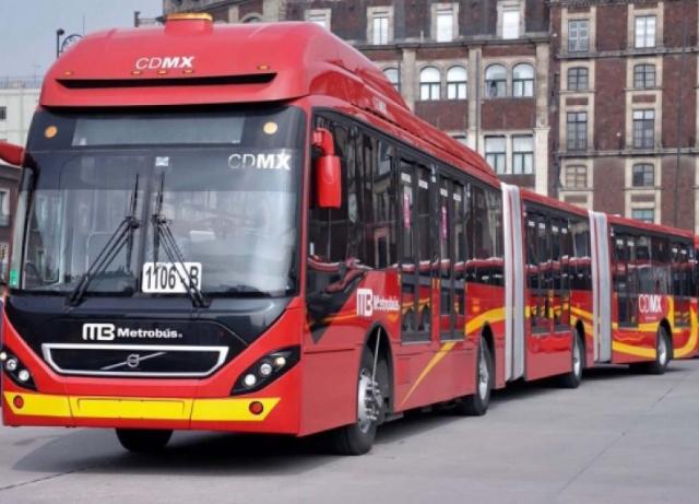 Transportes públicos CDMX