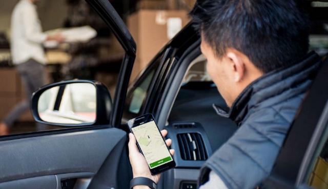 Uber una nueva oferta de trabajo