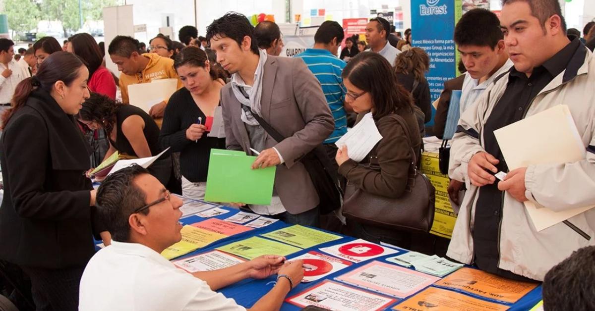 el trabajo para jóvenes mexicanos es el mayo reto