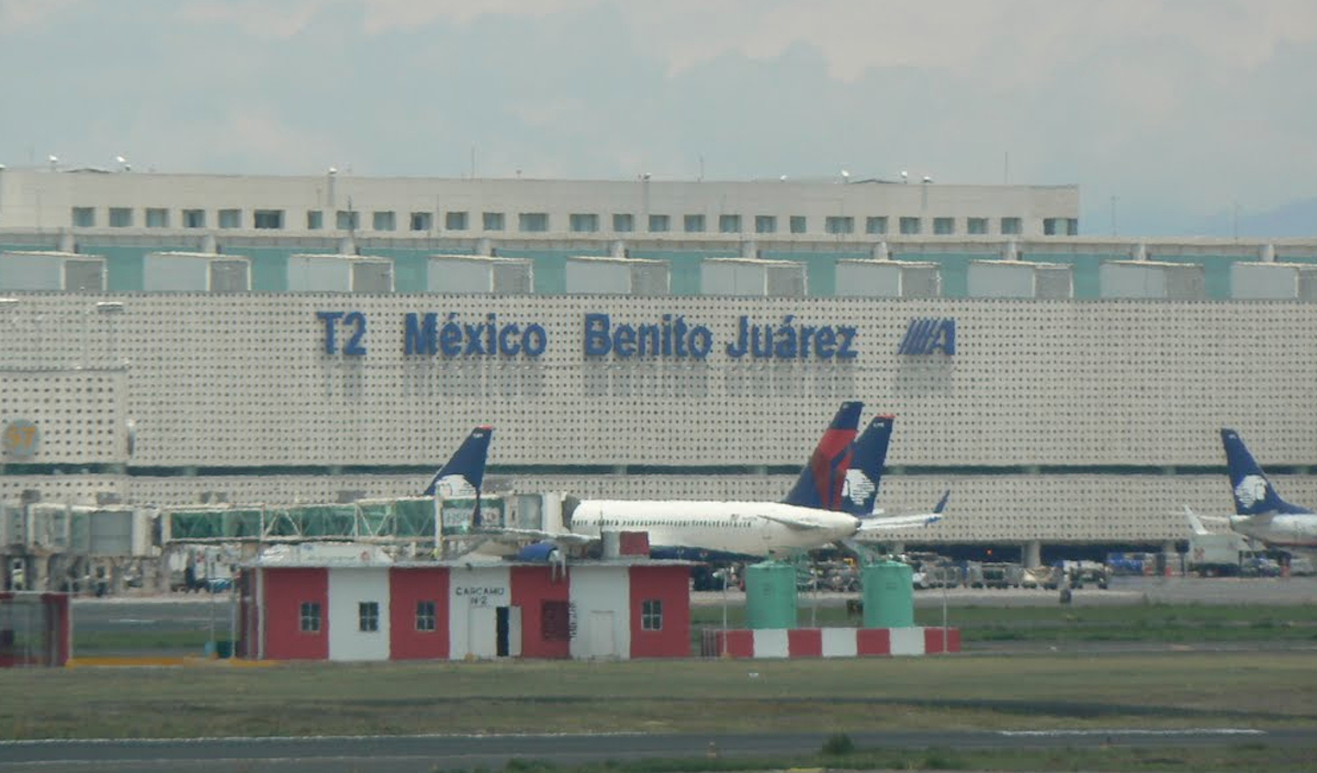 Aeropuerto de la ciudad de México