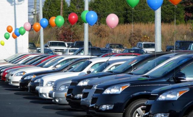 Autos usados en la CDMX
