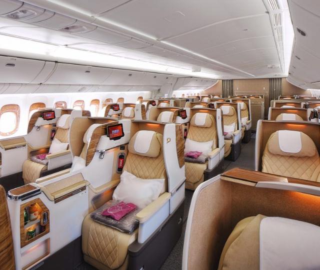 Aviones Emirates