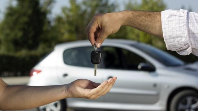 Cómo vender un auto usado