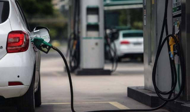 Gasto de gasolina de los autos