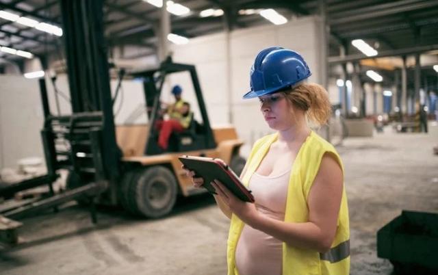 Incapacidad laboral por maternidad
