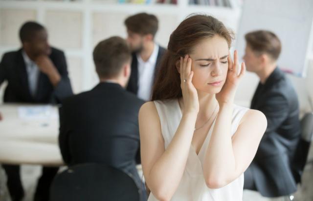 Problema de ruido en la oficina