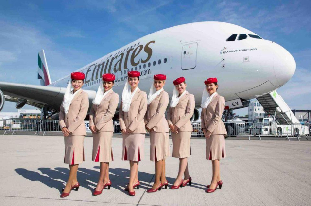 Servicio de Emirates