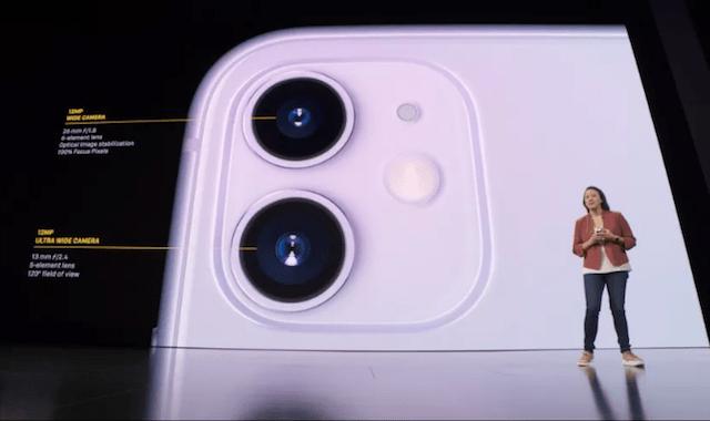iPhone 11 presentación