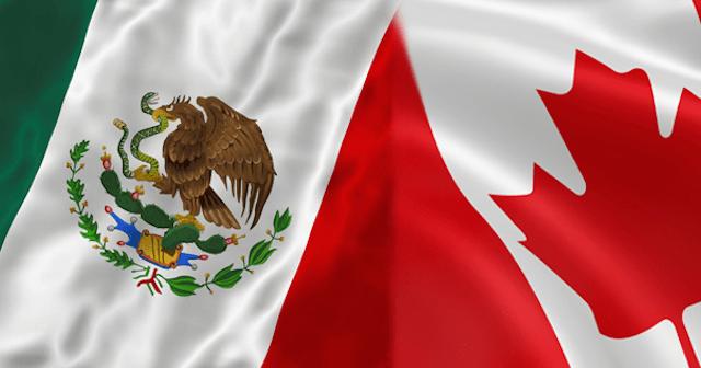 Comercio México Canadá