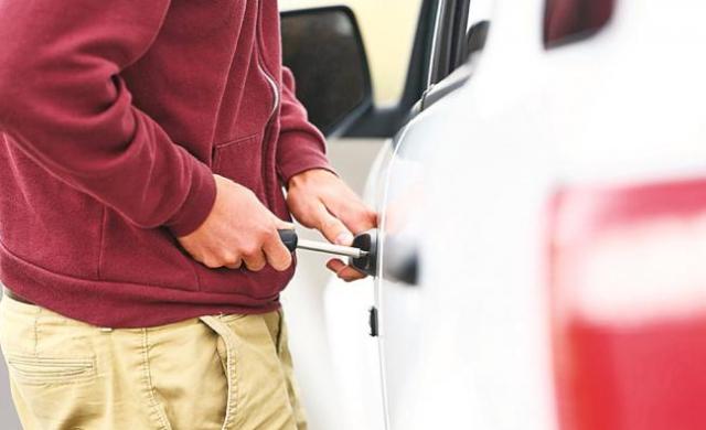 Delito de robos de auto