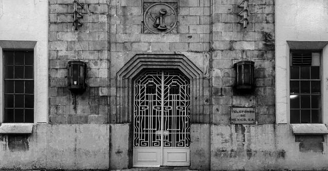 Edificio de Telefonos de México