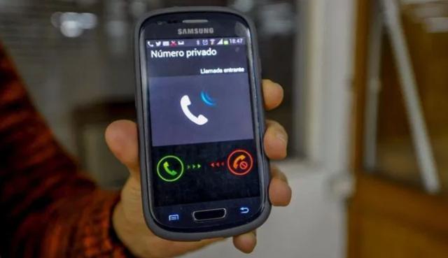 Fraude via telefonica