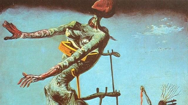 Pintura robada de Salvador Dalí