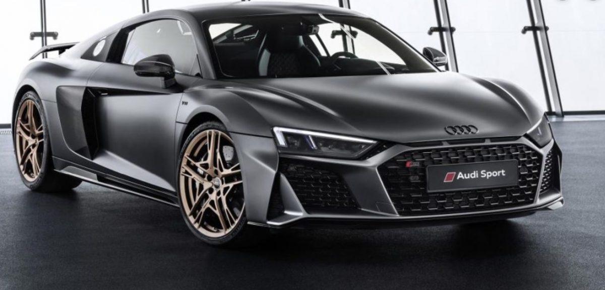 Imagen: Audi trae a México 25 unidades del R8 Decennium, 18 de octubre de 2019 (Imagen: Especial)
