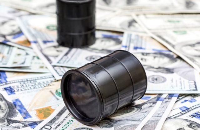 barril dinero