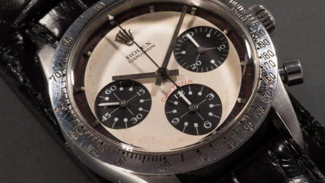 Precio Rolex millones de dólares