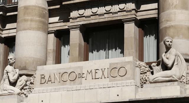 Imagen: Fachada del Banco de México, 25 de noviembre de 2019 (Imagen: Especial)