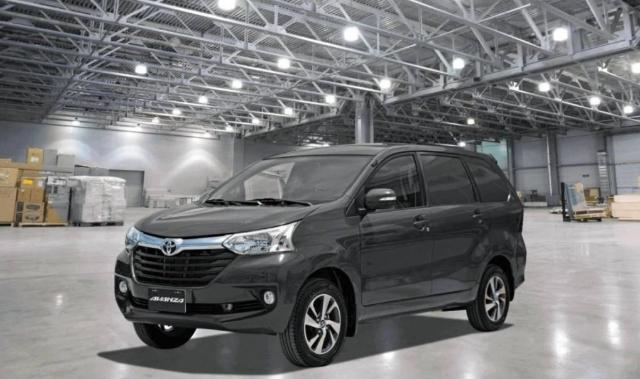 Costo de Toyota Avanza en México