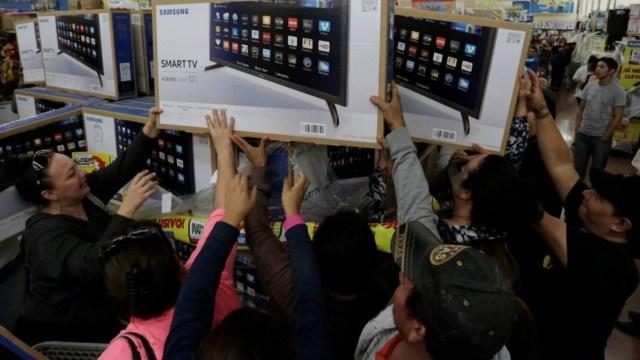 Devoluciones de compras del Buen Fin