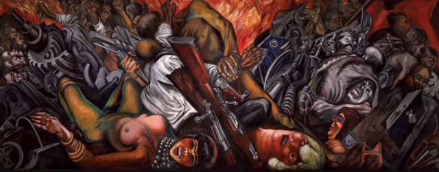 Obras de arte mexicano