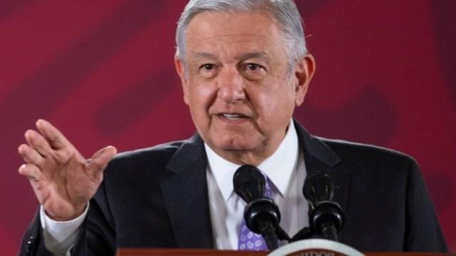 Imagen: El presidente de México, Andrés Manuel López Obrador, 13 de noviembre de 2019 (Imagen: Especial)