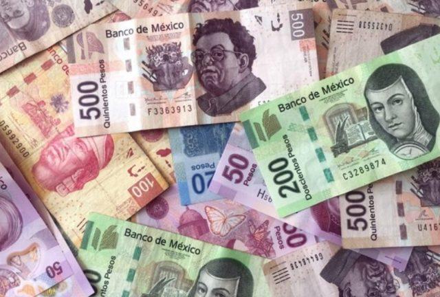 dinero, trabajo, impuesto, nómina, Dinero forma un collage (Imagen: Especial)