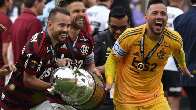Imagen: Flamengo logra el campeonato de la Copa Libertadores 2019 (Imagen: Especial)