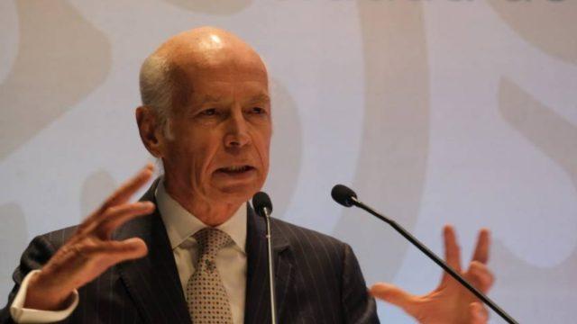 Imagen: Luis Niño de Rivera, presidente de la Asociación de Bancos de México (ABM), 26 de noviembre de 2019 (Imagen: Especial)