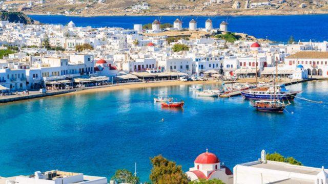 Imagen: Myconos es una isla del grupo de las Cícladas en el mar Egeo, 6 de noviembre de 2019 (Imagen: Especial)