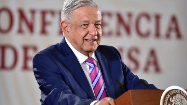 Imagen: El presidente de México, Andrés Manuel López Obrador, 27 de noviembre de 2019 (Imagen: gob.mx)