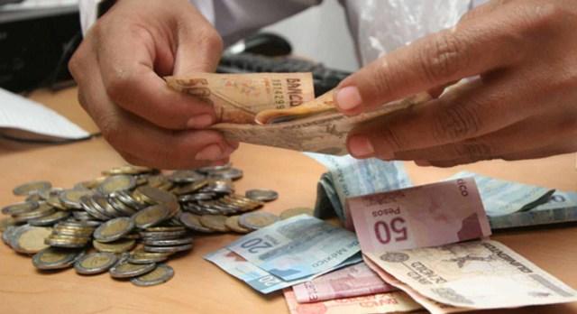 16 de diciembre 2019, Comisión Nacional de los Salarios Mínimo, dinero, efectivo, monedas, billetes, salario, ingresos
