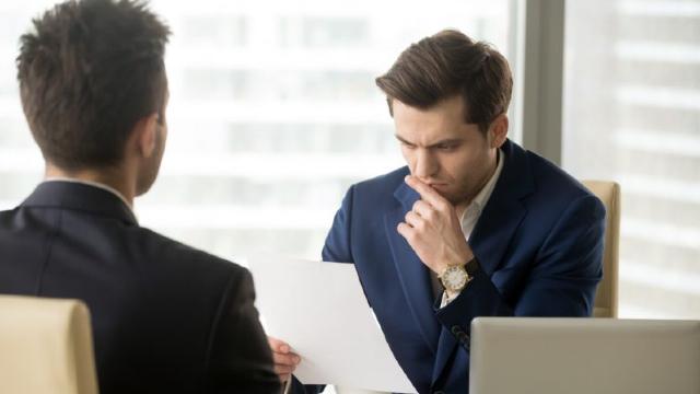 13 de diciembre 2019, Entrevista de trabajo, entrevistador, reclutador, vacante, empleo, oferta de trabajo, entrevista, trabajadores