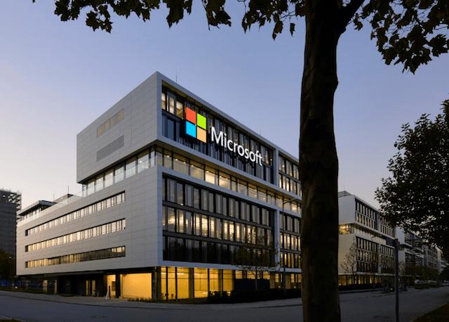 5, diciembre, 2019, microsoft, HQ
