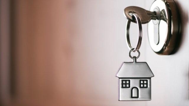 Infonavit, casa, crédito Infonavit, llaves, compra, crédito hipotecario